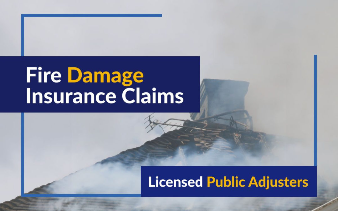miami fire damage insurance claims